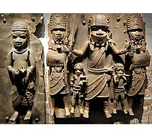 The Art of Benin, mshed, Bristol, UK Photographic Print