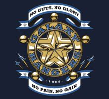 No Guts, No Glory One Piece - Short Sleeve
