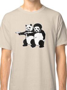 Funny! Pulp Pandas Classic T-Shirt