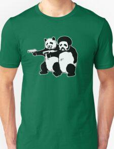 Funny! Pulp Pandas Unisex T-Shirt
