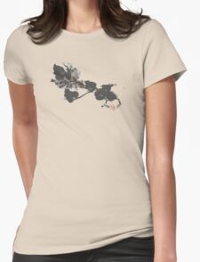 From the Earth  Womens Fitted T-Shirt