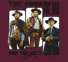 The Good, The Bad, and The Ugly by Alternative Art Steve