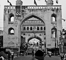 The Gate by maxratul