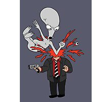 AMERICAN DAD - ROGER SLAM Photographic Print