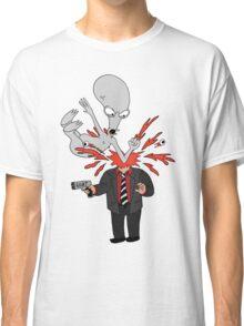AMERICAN DAD - ROGER SLAM Classic T-Shirt