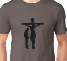 Pissing on Religion Unisex T-Shirt