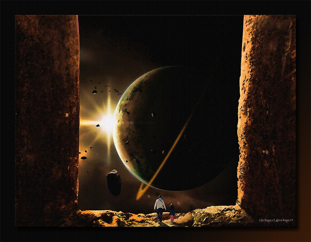 The Edge by Richard  Gerhard
