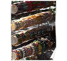 Bracelets - Brazaletes Poster
