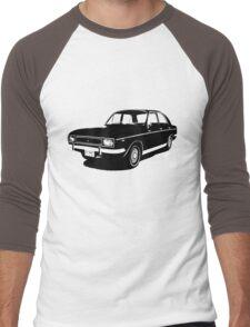 Rootes Arrow (Hillman Hunter) Men's Baseball ¾ T-Shirt