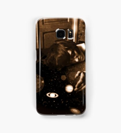 The Sleeping Juggler of Planets Samsung Galaxy Case/Skin