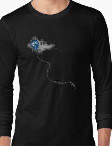 Take Me Away (TARDIS Only) Long Sleeve T-Shirt