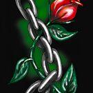 """""""Strength Rose"""" by Steve Farr"""