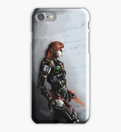 Our Commander Shepard iPhone Case/Skin