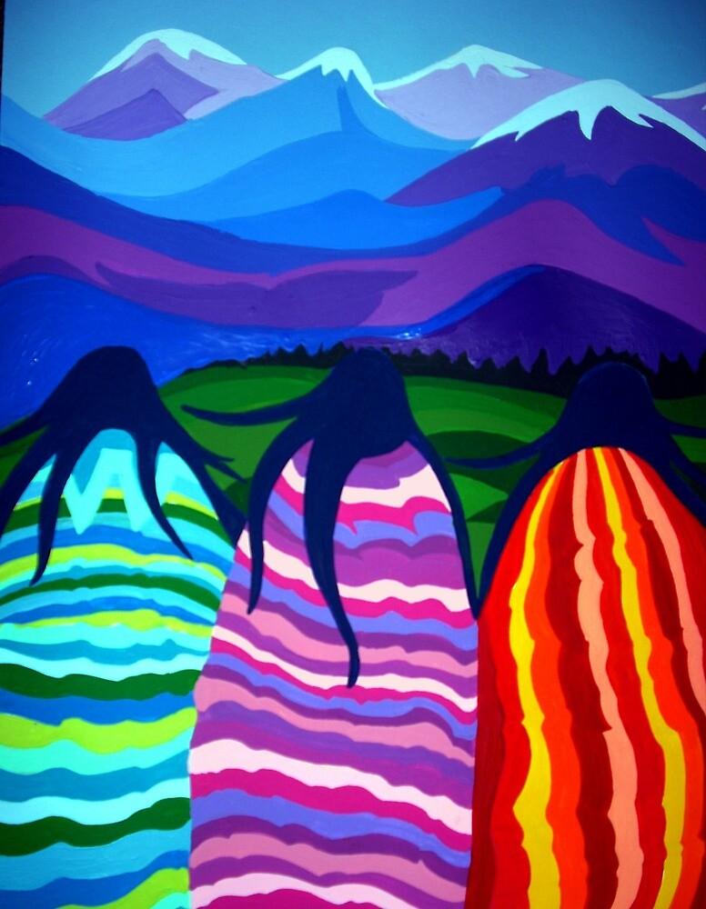 Ladies of the Lost Land by Jamie Winter-Schira
