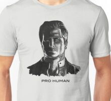 The Illusive Man (Transparent Version) Unisex T-Shirt