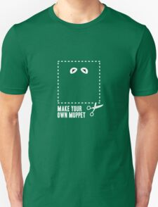 Make Your Own Muppet - Kermit Unisex T-Shirt