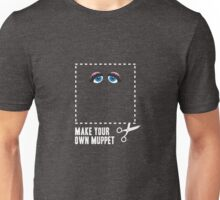 Make Your Own Muppet - Miss Piggy Unisex T-Shirt
