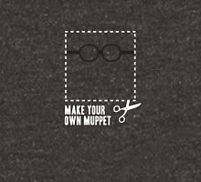 Make Your Own Muppet - Prof. Bunsen T-Shirt