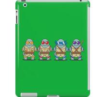 Teenage Mutant Squirtle Squad iPad Case/Skin