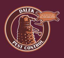 Dalek Pest Control by Matthew Rotert