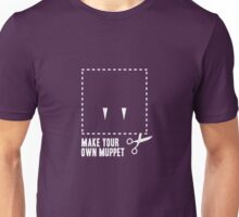 Make Your Own Muppet - Von Count Unisex T-Shirt