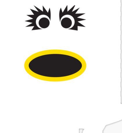 Make Your Own Muppet - Mahna Mahna Sticker