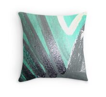 back to back 9 Throw Pillow