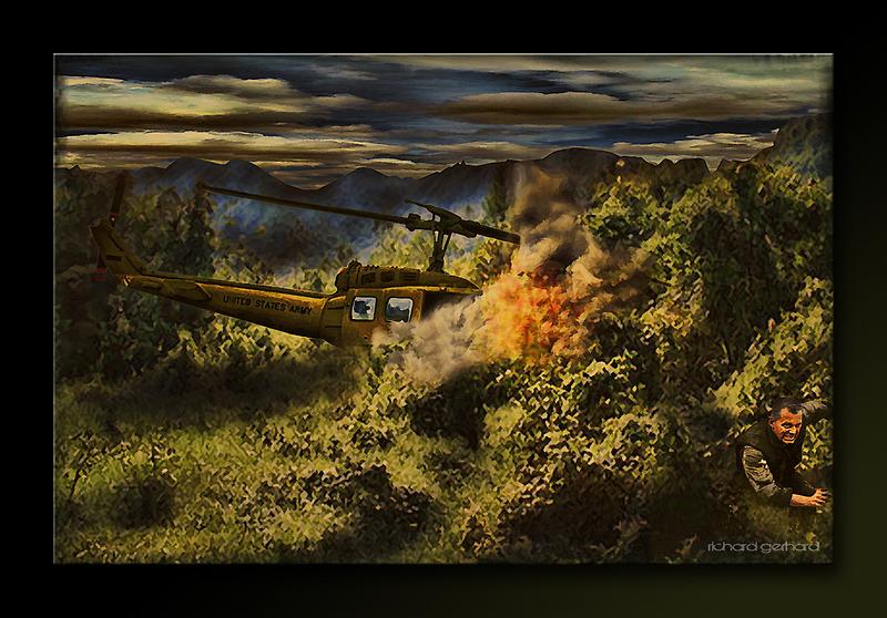 Vietnam by Richard  Gerhard