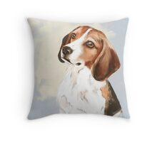 Willy Throw Pillow