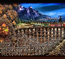 The Trestle by Richard  Gerhard