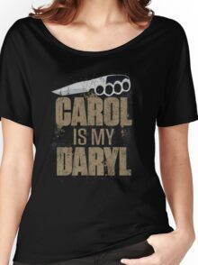 Carol Is My Daryl Women's Relaxed Fit T-Shirt