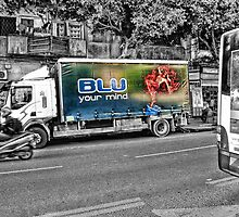 BLU your mind by Philip Golan