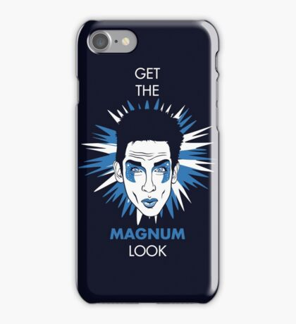 Get the Magnum look iPhone Case/Skin