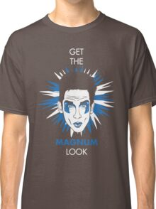 Get the Magnum look Classic T-Shirt