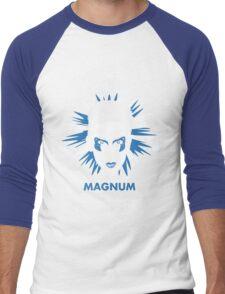 Get the Magnum look Men's Baseball ¾ T-Shirt