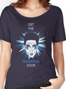 Get the Magnum look Women's Relaxed Fit T-Shirt