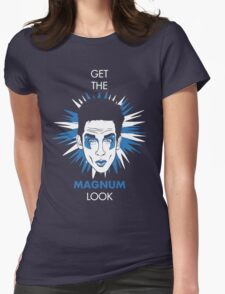 Get the Magnum look Womens Fitted T-Shirt