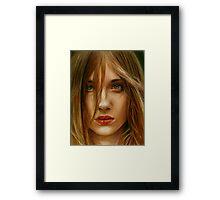 Pauline Framed Print