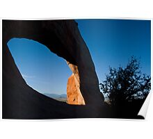 Corona Arch Poster