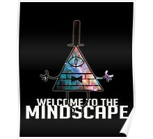 Welcome to The Mindscape -Spacey Poster