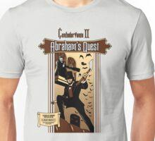 Confedervania II: Abraham's Quest Unisex T-Shirt