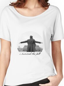 I Survived The Fall Women's Relaxed Fit T-Shirt