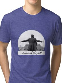 I Survived The Fall Tri-blend T-Shirt
