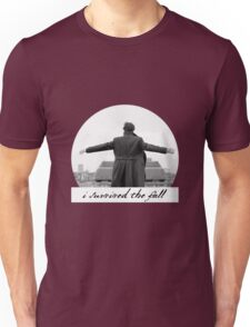 I Survived The Fall Unisex T-Shirt