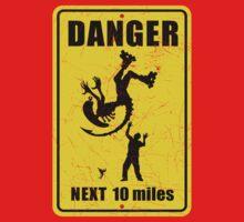 Danger! Complicated Death Ahead! by Vincent Carrozza