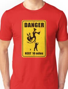 Danger! Complicated Death Ahead! T-Shirt