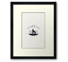 Little Lebowski Urvan Achievers Framed Print