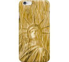 Liberty is Golden  iPhone Case/Skin
