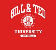 Bill & Ted University Unisex T-Shirt