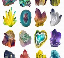 Crystals by Shannon Posedenti